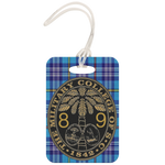 The Class of 1989 Ring Bezel Luggage Tag