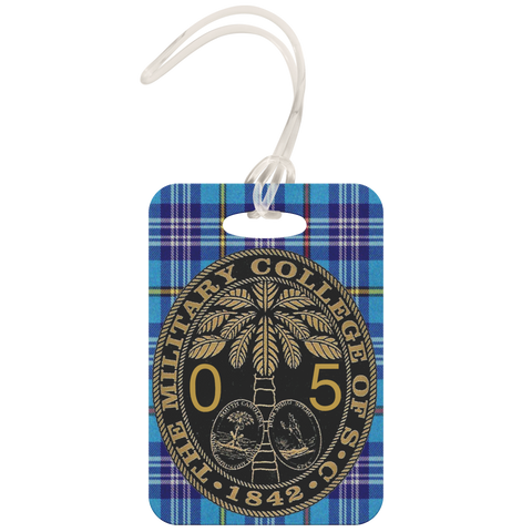 The Class of 2005 Ring Bezel Luggage tag