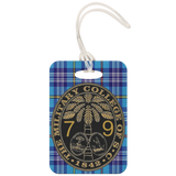 The Class of 1979 Citadel Ring Bezel Luggage Tag