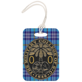 Class of 2000 Ring Bezel Luggage Tag