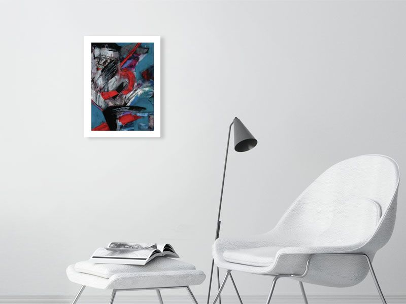 Pose Again For That Missed Moment (Open Edition).- Giclée - Jay Taylor Studio