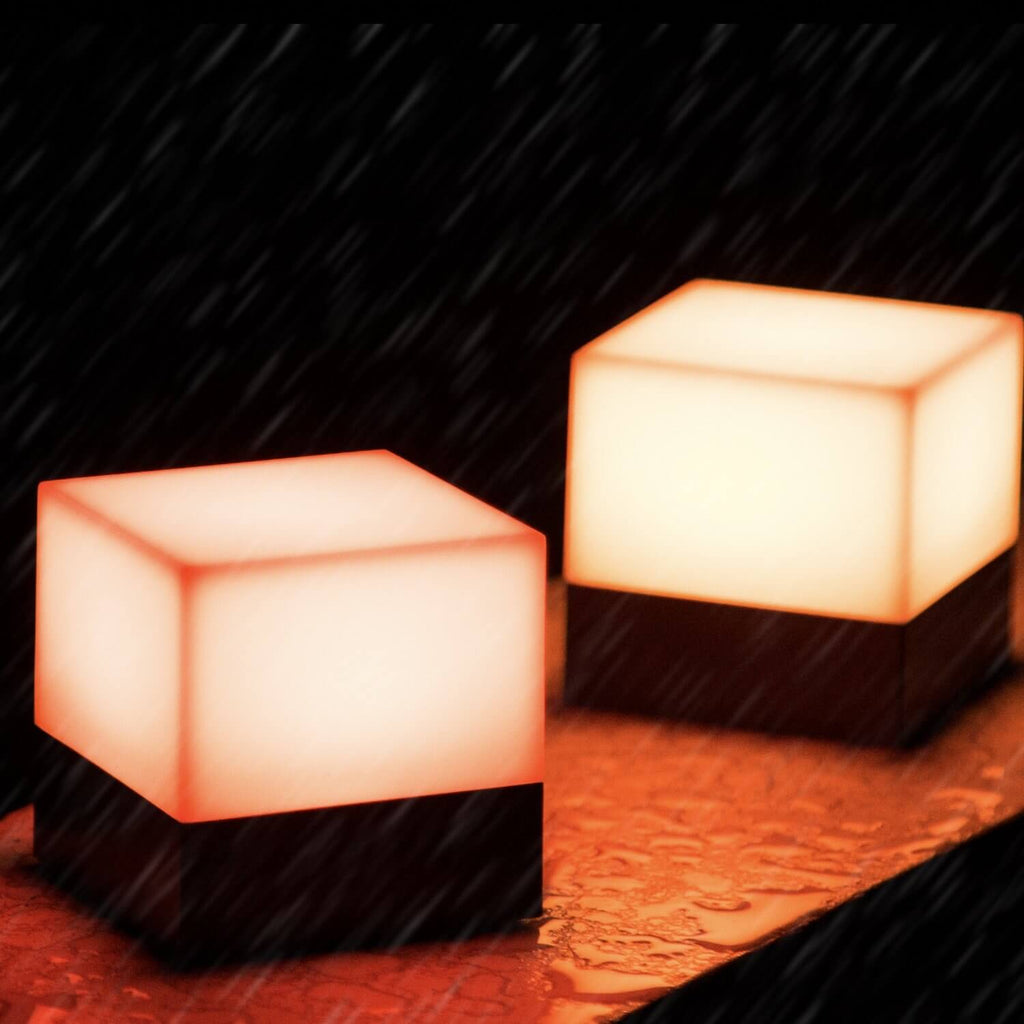 Koda LED Portable Indoor/Outdoor Cube Lights (3-pack) - Koda