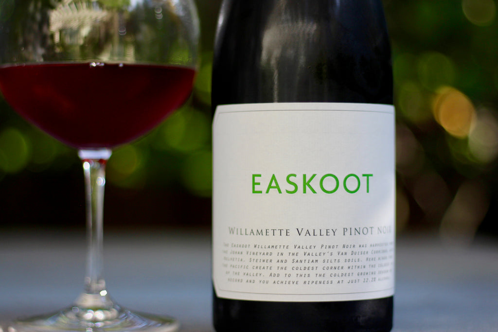 2011 Easkoot Willamette Valley Pinot Noir - Rock Juice Inc
