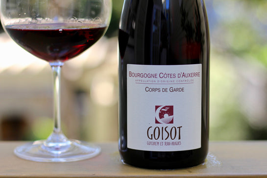2013 Goiset Bourgogne Rouge Corps de Garde - Rock Juice Inc