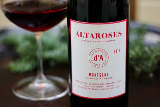 2014 Joan d'Anguera Altaroses - Rock Juice Inc