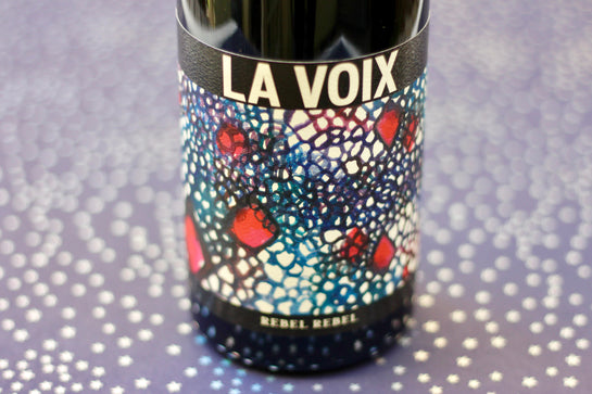2014 La Voix 'Rebel Rebel' Quinta del Mar Vineyard Pinot Noir - Rock Juice Inc