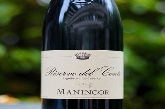 2014 Manicor 2014 Reserve del Conte - Rock Juice Inc
