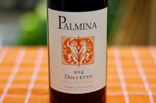 2014 Palmina Dolcetto - Rock Juice Inc
