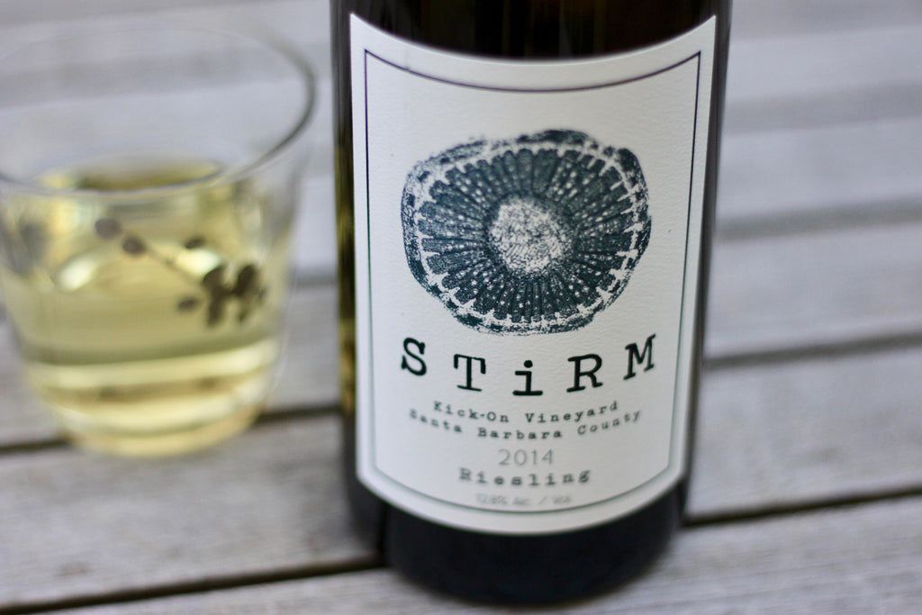 2014 Ryan Stirm Riesling Kick-On Ranch - Rock Juice Inc