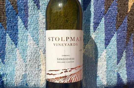 2015 Stolpman Carbonic Sangiovese