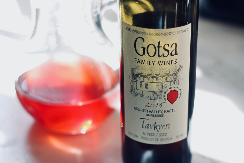 2015 Gotsa Tavkevri - Rock Juice Inc