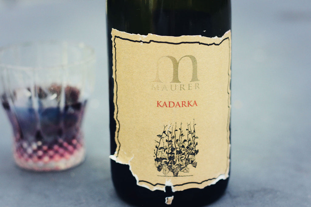 2015 Maurer Kadarka - Rock Juice Inc