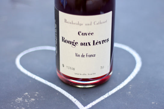 2015 Bainbridge and Cathcart Cuvée Rouge Aux Lèvres - Rock Juice Inc