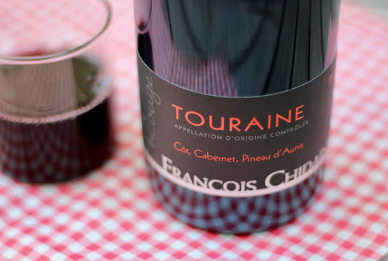 2015 Francois Chidaine Touraine Rouge - Rock Juice Inc