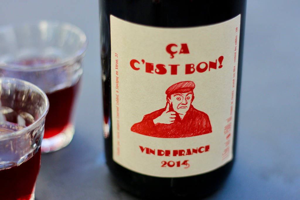 2015 Laurent Lebled Vin de France 'Ça C'est Bon!'