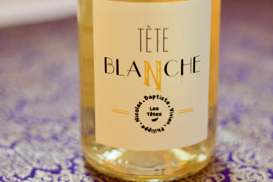 2015 Les Tetes 'Tete' Blanche, Vin de France - Rock Juice Inc
