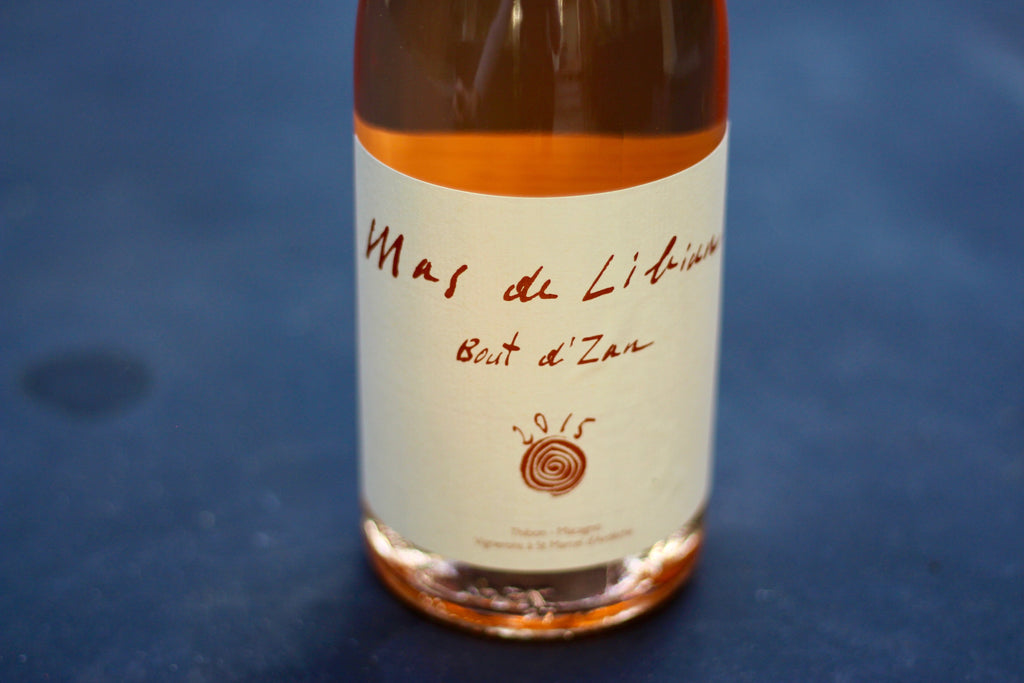 2015 Mas de Libian Bout D'Zan Rose - Rock Juice Inc