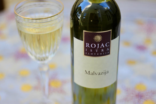 2015 Rojac Malvazija - Rock Juice Inc