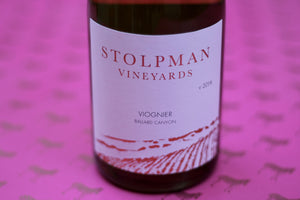 2015 Stolpman Viognier - Rock Juice Inc