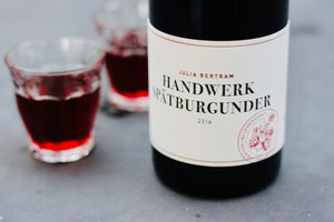 2016 Julia Bertram 'Handwerk' Spatburgunder - Rock Juice Inc
