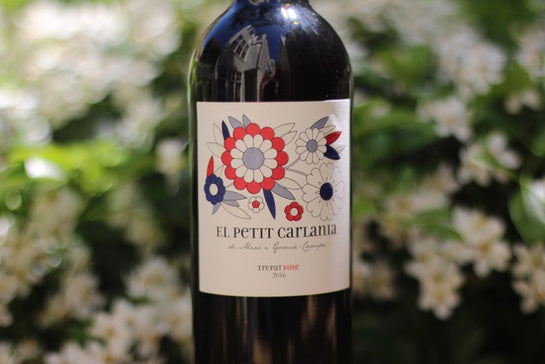 2016 Cellar Carlania 'El Petit Carlania' - Rock Juice Inc