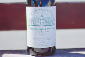 2016 Falkenstein Niedermenniger Sonnenberg Red Wine Trocken - Rock Juice Inc