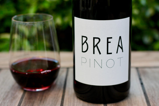 2016 Brea Pinot Noir - Rock Juice Inc