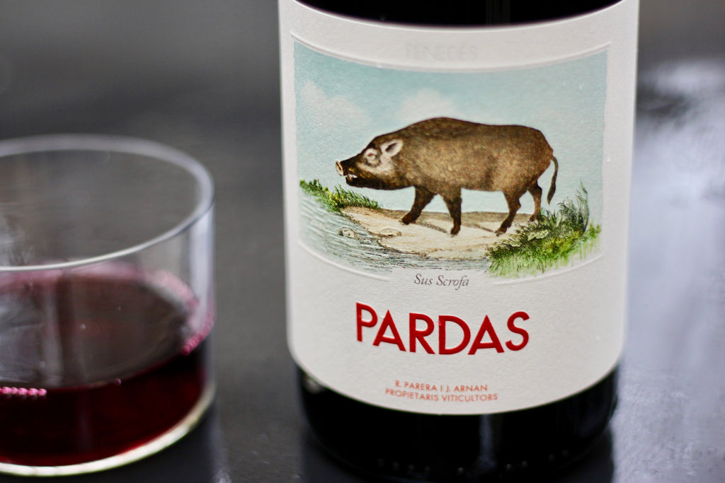 2016 Cellar Pardas 'Sus Scrota' Sumoll - Rock Juice Inc