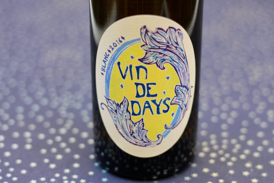 2016 Day Wines Vin de Days Blanc, Edelswicker Blend - Rock Juice Inc