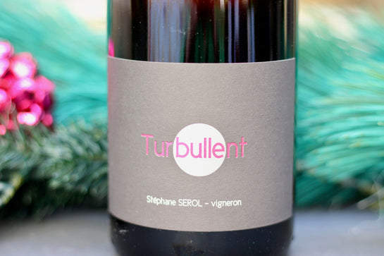 2016 Domaine Serol Turbullent Pet'nat - Rock Juice Inc