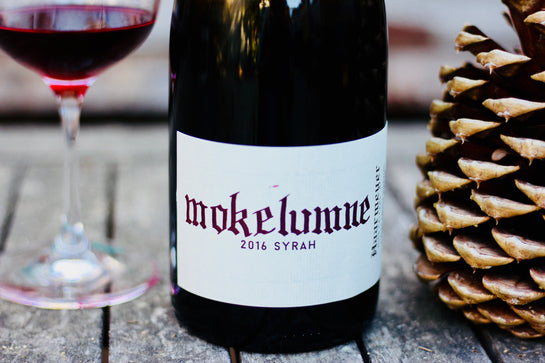 2016 Haarmeyer Syrah, Mokelumne Glen - Rock Juice Inc