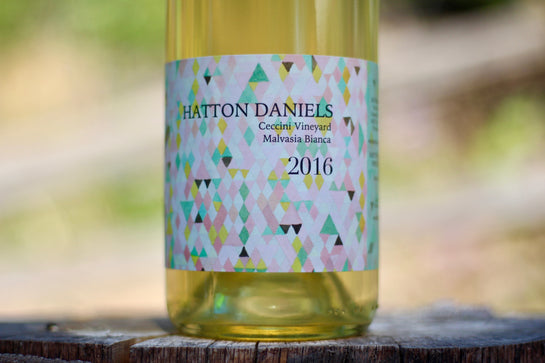 2016 Hatton Daniels Malvasia Bianca Ceccini Vineyard - Rock Juice Inc