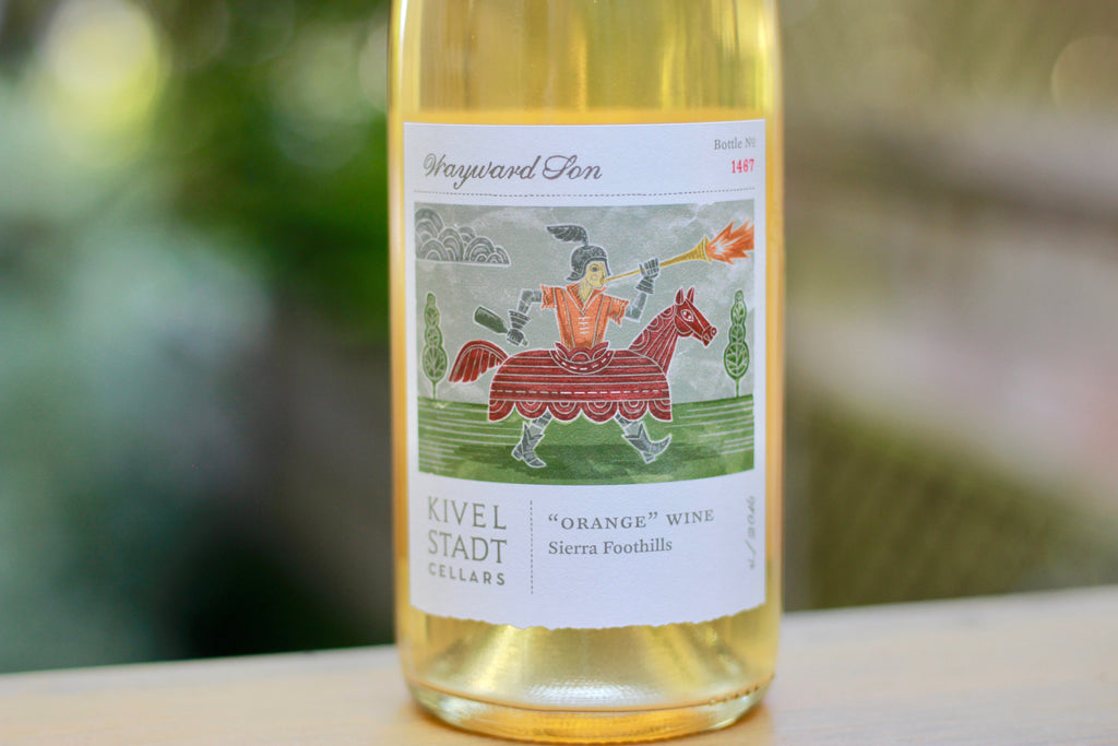 2016 Kivelstadt Cellars Orange Wine - Rock Juice Inc