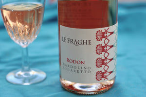 2015 Le Fraghe Chiaretto Rosato - Rock Juice Inc