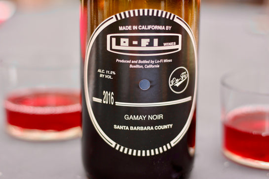 2016 Lo-fi Gamay Noir - Rock Juice Inc
