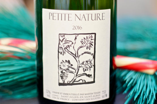 2016 Martin Texier 'Petite Nature' Pétillant-Nature - Rock Juice Inc