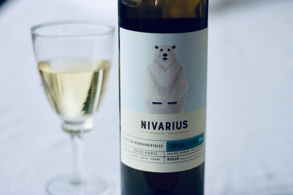 2016 Nivarius Tempranillo Blanco - Rock Juice Inc
