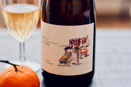 2016 Quinta Boavista Rufia 'Orange' - Rock Juice Inc