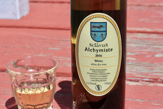 2016 Sclavos Alchymiste - Rock Juice Inc