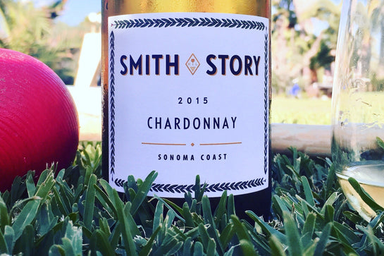 2015 Smith + Story Chardonnay Sonoma Coast - Rock Juice Inc