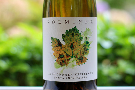 2016 Solminer Gruner Vetliner - Rock Juice Inc