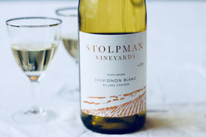 2016 Stolpman Estate Sauvignon Blanc - Rock Juice Inc