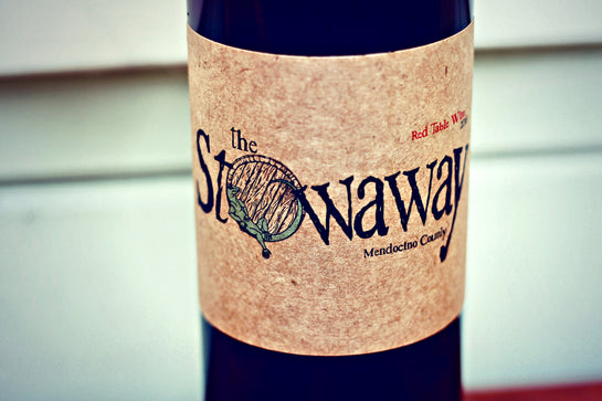 2016 'Stowaway' Red Blend - Rock Juice Inc