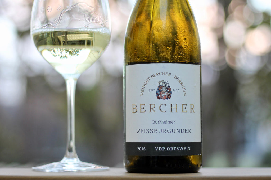 2016 Weingut Bercher Weissburgunder - Rock Juice Inc