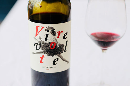 2017 Closerie des Moussis 'Virevolte' - Rock Juice Inc