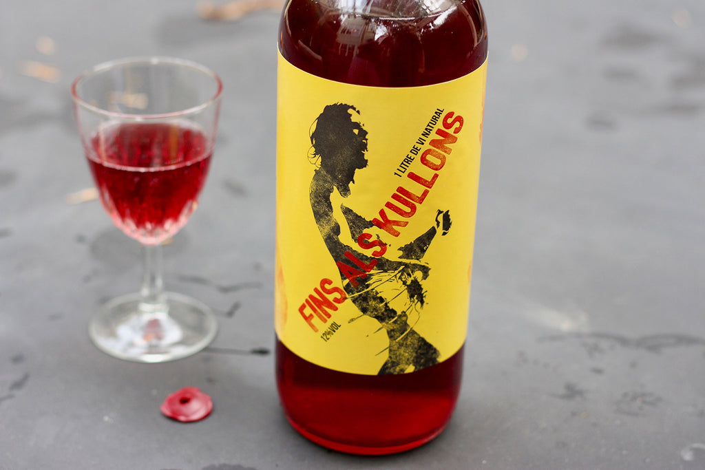 2017 Finca Parera Penedès Fins Als Kullons 1L NO SO2 - Rock Juice Inc