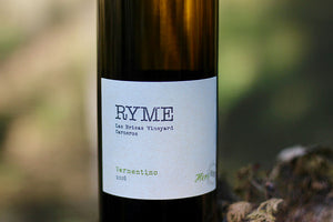 2017 Ryme Vermentino 'Hers' Las Brisas Vineyard - Rock Juice Inc