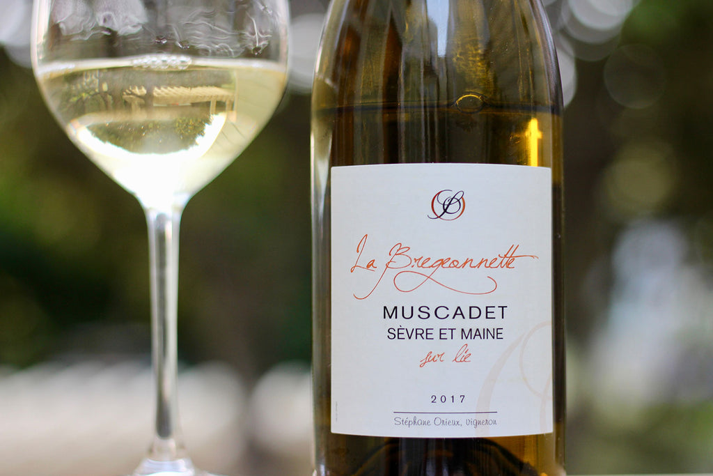 2017 Stephane Orieux Muscadet 'Bregeonnette' - Rock Juice Inc