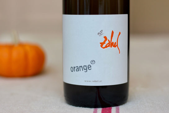2017 Zahel 'Orange T' Orangetraube - Rock Juice Inc