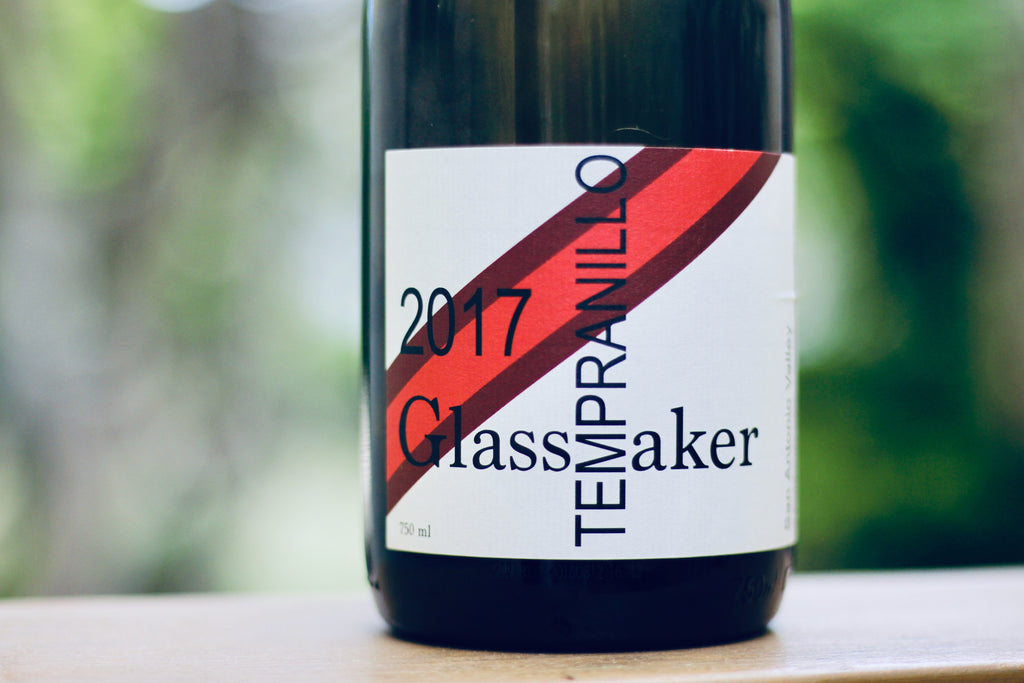 2017 Glassmaker Tempranillo - Rock Juice Inc